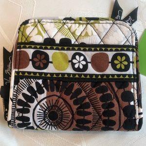Vera Bradley Wallet Style: Compact Zip-Around